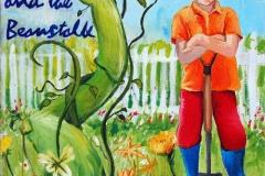 Jack and the Beanstalk Illustration