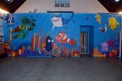 Nemo Wall Mural