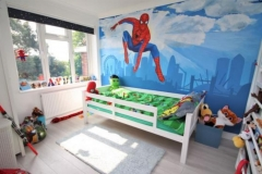 Spiderman_Mural