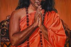 Portrait of Paramahamsa Nithyananda